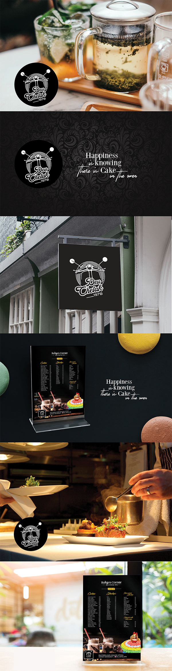 Creative Logo design for Restaurant