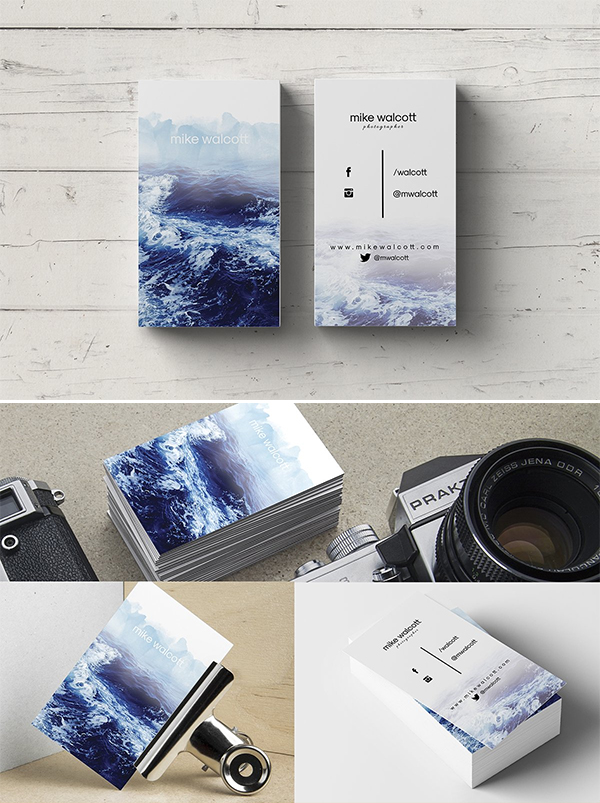 Amazing Photography Business Card