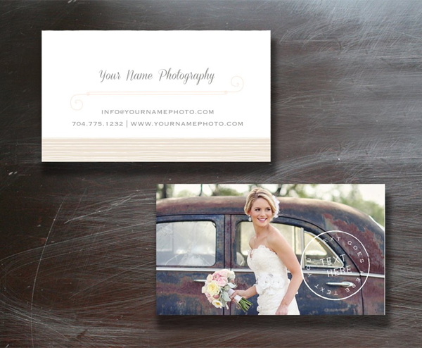 Perfect Photographer Business Cards