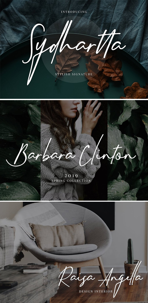 Bitly Handwritten Font