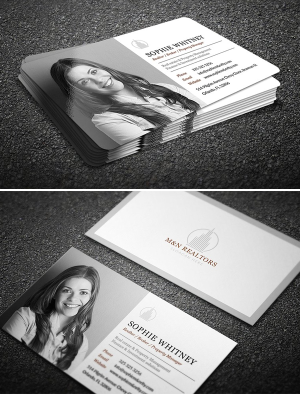 Awesome Real Estate Business Card