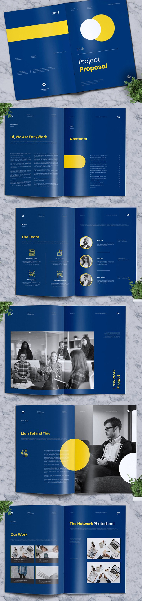 Easywork – Project Proposal