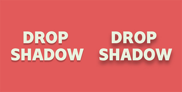 How to Use Drop Shadows in Photoshop
