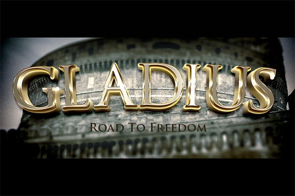 How to Create a 3D Golden Cinematic Text Action in Adobe Photoshop