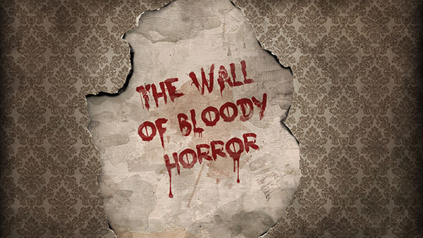 Create a Vintage Bloody Text Effect Wallpaper Design in Adobe Photoshop