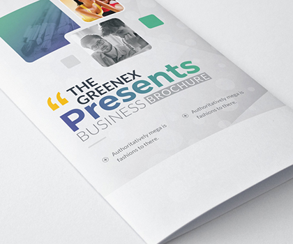 Creative Tri-Fold Business Brochure Templates