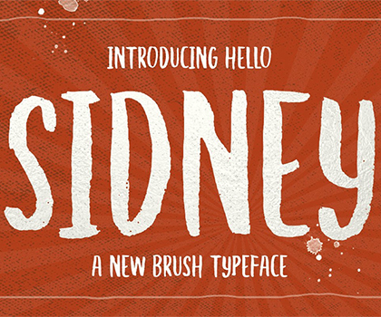 Post thumbnail of Creative Fonts : Stylish Display & Brush Fonts For Designers