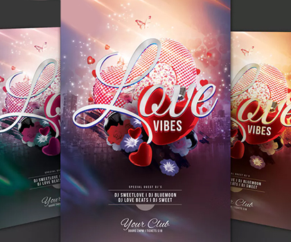 Post thumbnail of Colorful Modern Flyer Templates