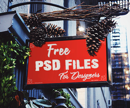 Freebie : 15 Creative Useful Free PSD Files