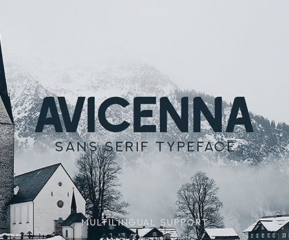 Post thumbnail of 20 Creative Sans Serif Fonts For Designers
