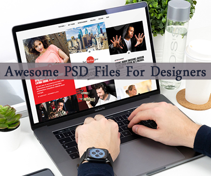 Post thumbnail of Freebie : Fresh & Creative Free PSD Files For Designers