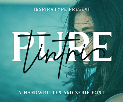 Make Your Headlines, Script More Unique With Creative Fonts (20 Fonts)