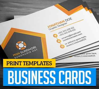 Post thumbnail of Fresh Print Ready Business Cards Templates Designs