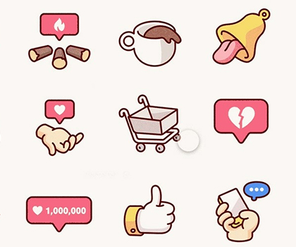 Free Download Creative Useful Icons