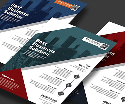 Post thumbnail of Attractive High Quality Flyer Template Designs