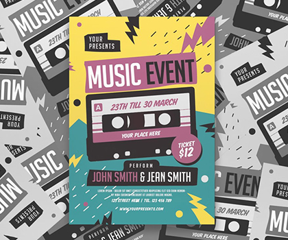 Fresh & Creative Flyer Template Designs