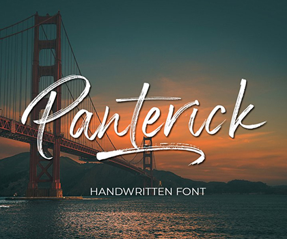 Post thumbnail of Professional Hand-Picked Fonts For Designers