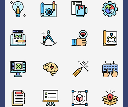 Post thumbnail of Useful Best Free Icons For Designers