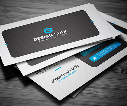 Professional Creative Business Card Templates Designs