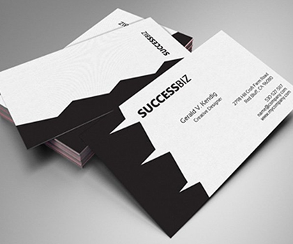 Fresh Print Ready Business Card Templates Designs
