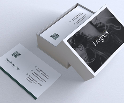 Modern Print Ready Business Card PSD Templates