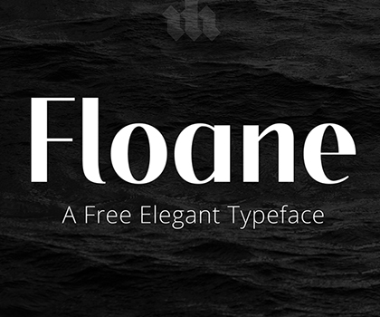 Awesome Fresh Free Fonts For Designers