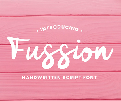 Elegant Fresh Fonts For Designers