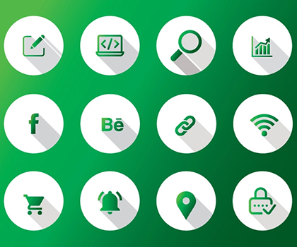 Latest Creative Free Icons For Designers