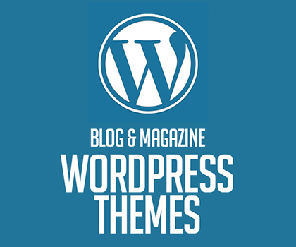 Post thumbnail of 10 Newest Blog & Magazine WordPress Themes