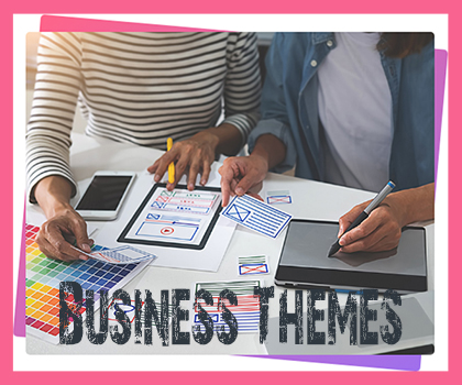 Awesome Business WordPress Themes