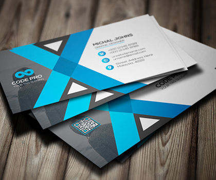 Elegant Hand-Picked Business Card Templates