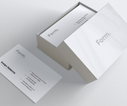 Attractive Modern Business Card Template Designs