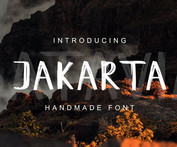 25 Perfect Hand-Picked Fonts