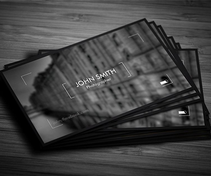 20 Professional Business Card Templates
