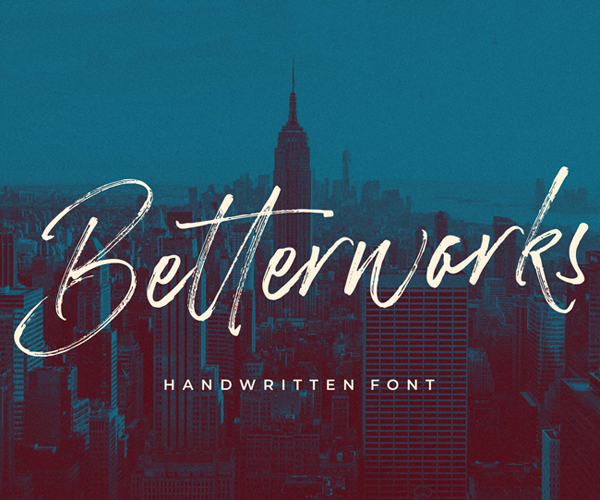 25 Modern Fonts For Graphic Designers