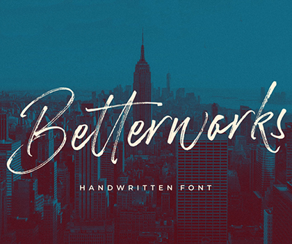 Post thumbnail of 25 Modern Fonts For Graphic Designers