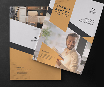 15 Perfect Business Brochure Templates