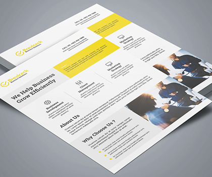 Popular Business Flyer Template Designs