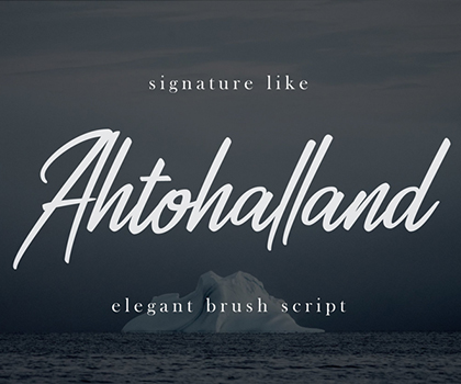 Fresh Creative Font Collection