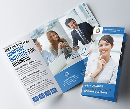Creative Multi-Purpose Brochure Templates