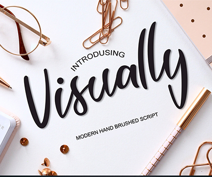 Post thumbnail of 15 Super Free Fonts For Designers