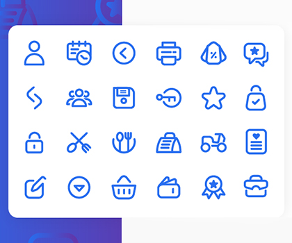 Freebies : 25 Best Creative Icons
