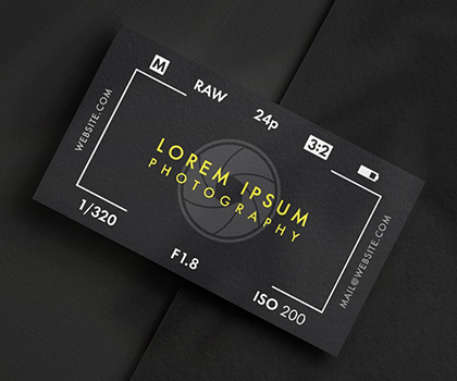 Fresh Hand-Picked Business Card Template Designs