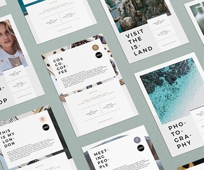 Multi-Purpose Hand Picked Flyer Templates