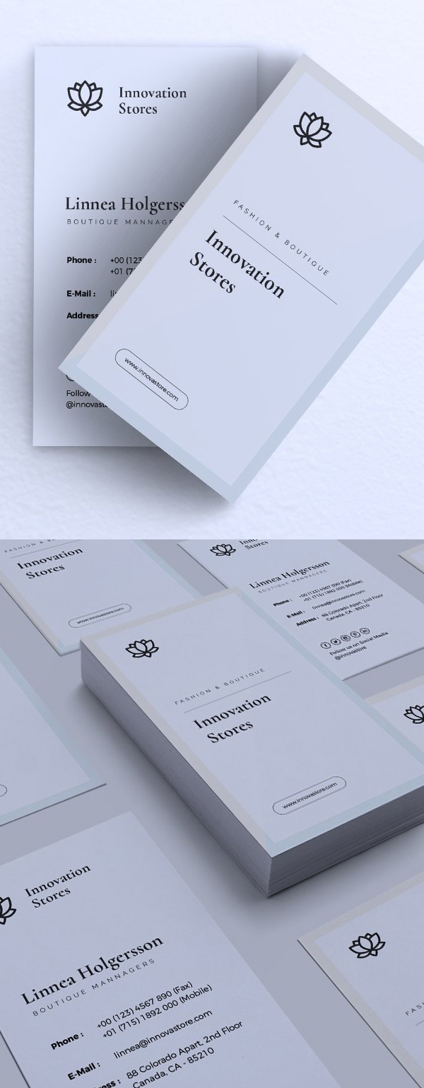 Attractive Business Card Design