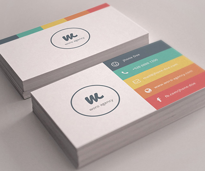 Post thumbnail of 25 Best Business Card Templates For 2020