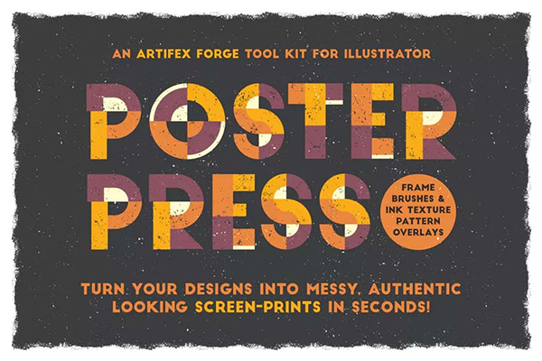 Poster Press - Screen-Print Creator
