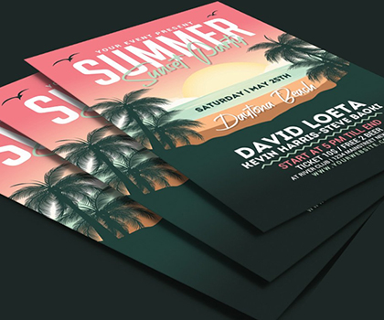 Post thumbnail of Multi-Purpose Best Flyer Template Designs