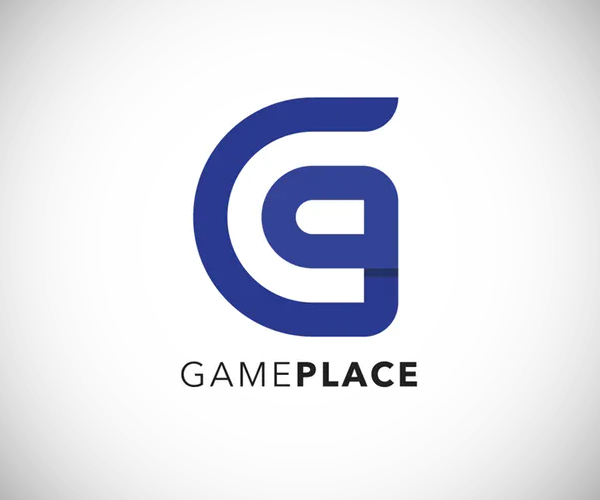 Game Place Logo / G P Letter Template