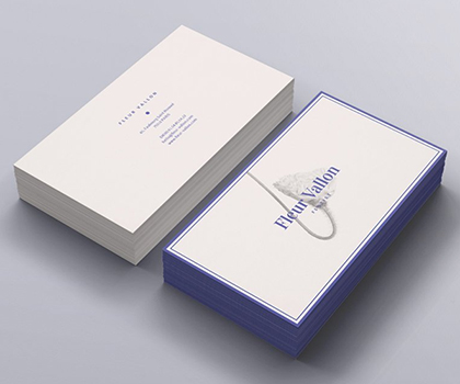 Simple Modern Business Card Template Designs